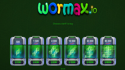 wormax.io special offer