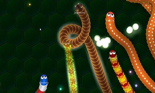 wormax.io game 2021